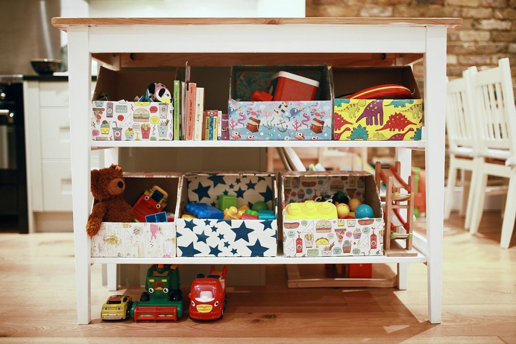 Creative Toy Storage Ideas Enovoe