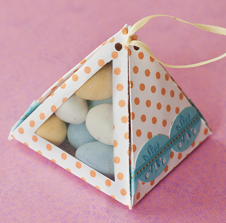 Cute little DIY candy box and other fun DIY gifts to make