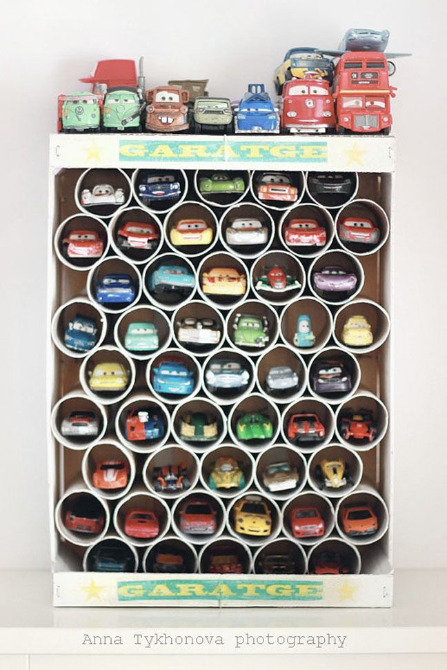 50 awesome DIY toy storage ideas