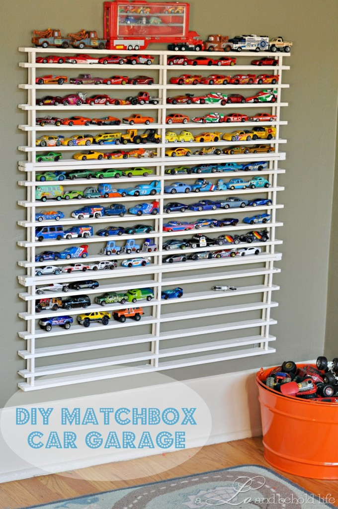 Creative toy storage ideas - Andrea's Notebook