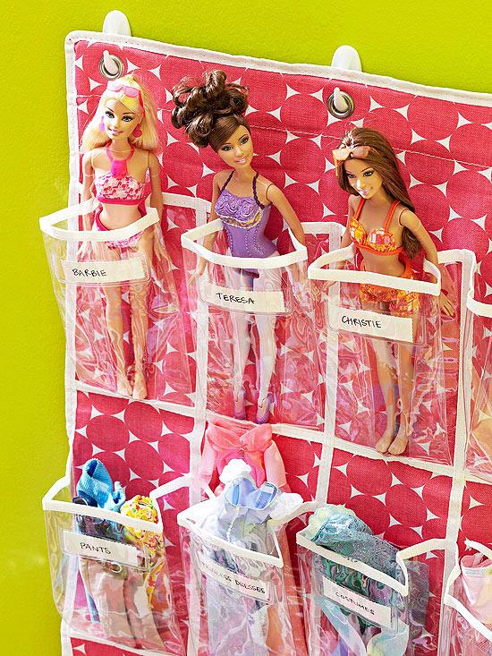 50 creative toy storage ideas!