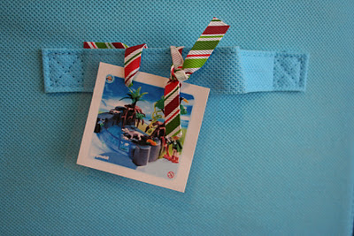 Put picture tags on toy bins and dozens of other great toy storage ideas!
