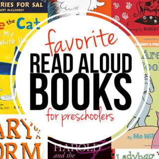 Top 10 Favorite Books for Preschoolers