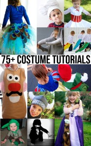 75 costumes tutorials