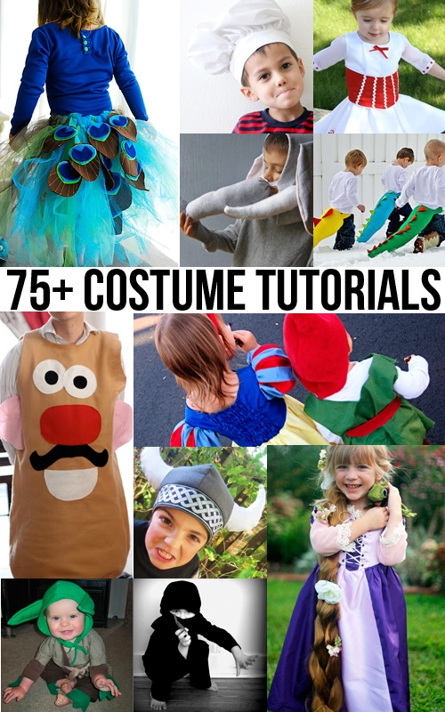 75 Costume Tutorials