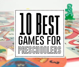 10 best games for kids 3-5 years old