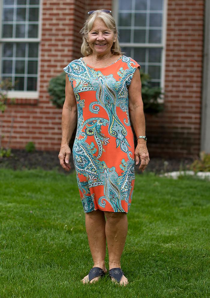 Casual Lady Dress pattern