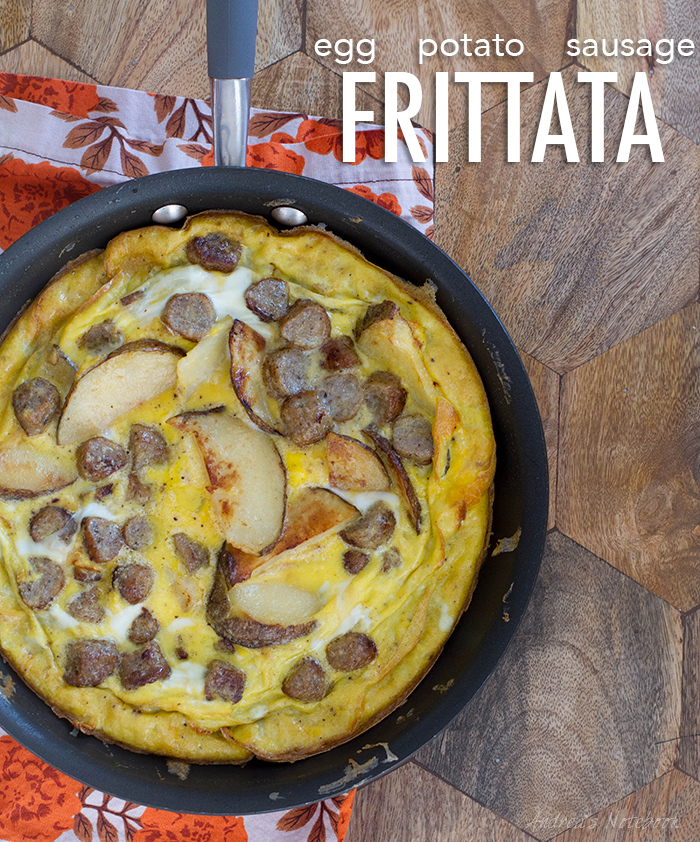Delicious frittata recipe!