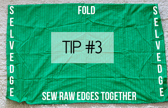 Fabric pre-washing tip #3