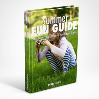 Coming soon! Summer Fun Guide ebook!