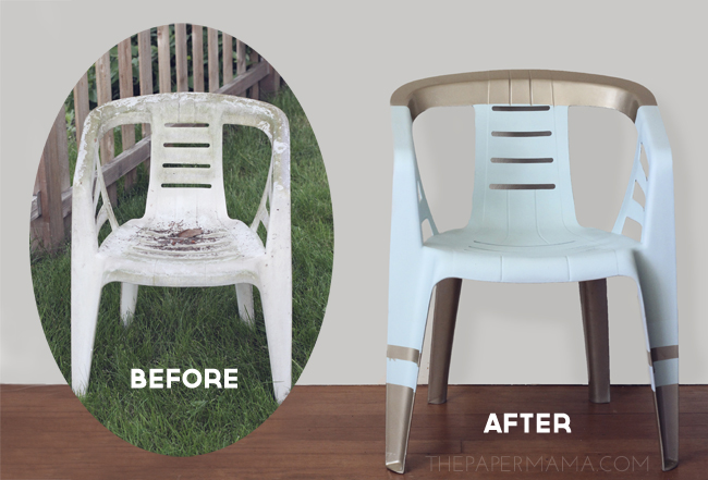 Pleasant How To Paint A Plastic Outdoor Chair Multi Color Andreas Ibusinesslaw Wood Chair Design Ideas Ibusinesslaworg