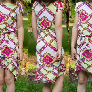 30 Minute Dress Tutorial