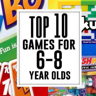 Top 10 games for kids 6-8 years old