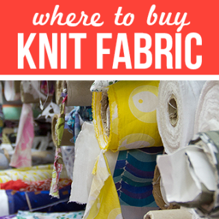 Best Online Knit Fabric Sources