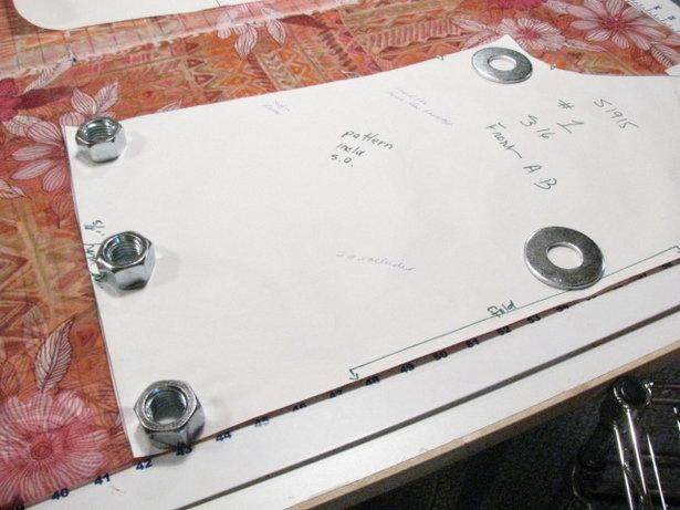 Sewing hacks!