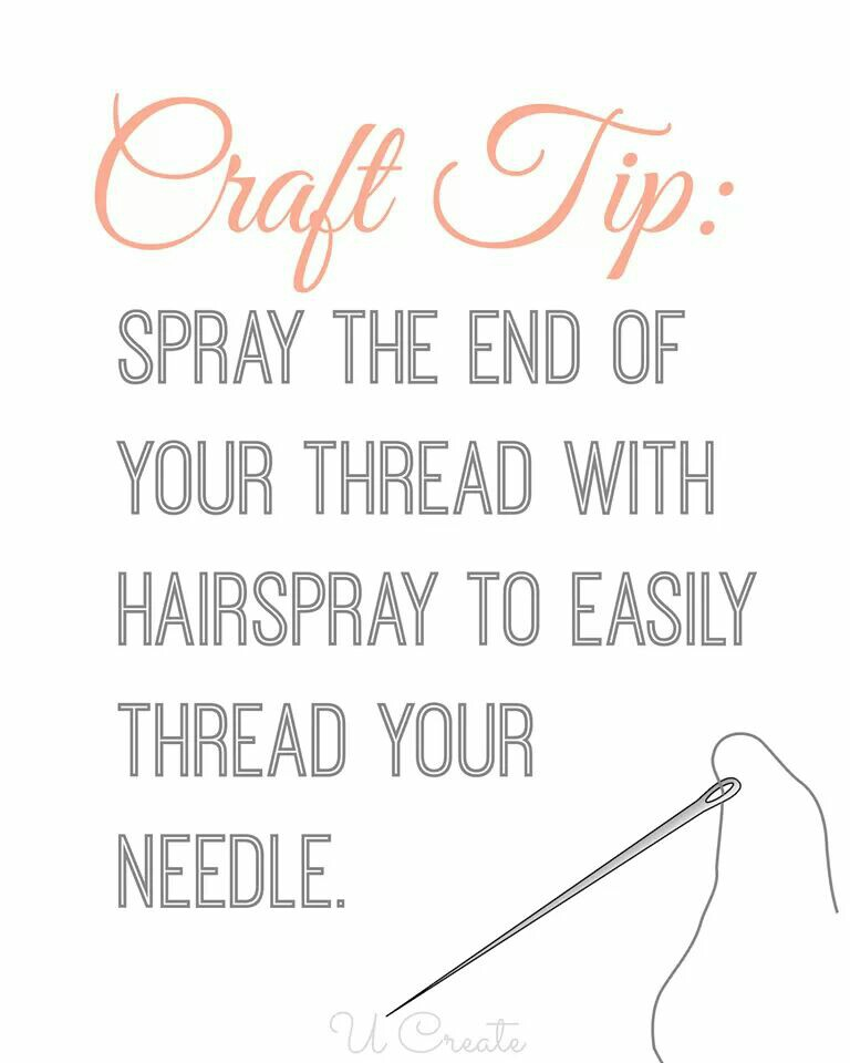 So many great sewing hacks you need to know!