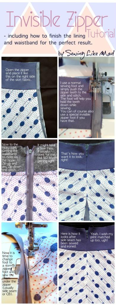So many sewing tips and hacks! -- AndreasNotebook.com