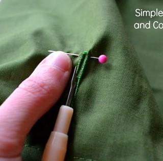 Super buttonhole tip