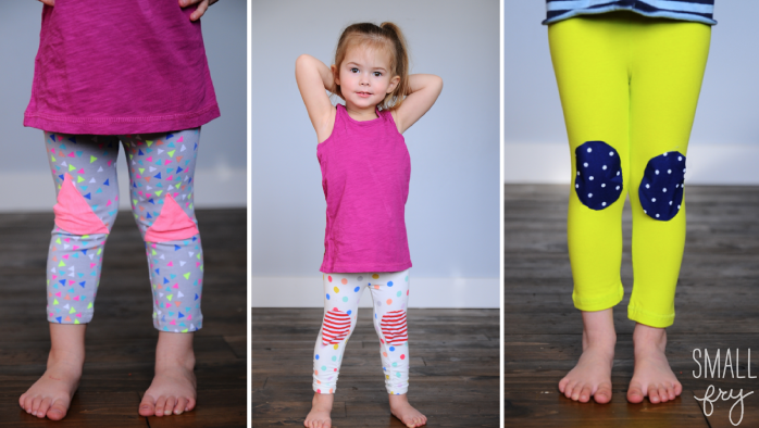 lots of great knee patch ideas!