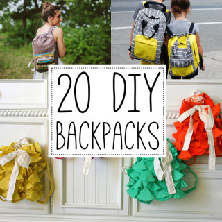 10 more backpack tutorials