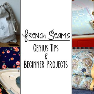 Genius tips for how to sew a french seam
