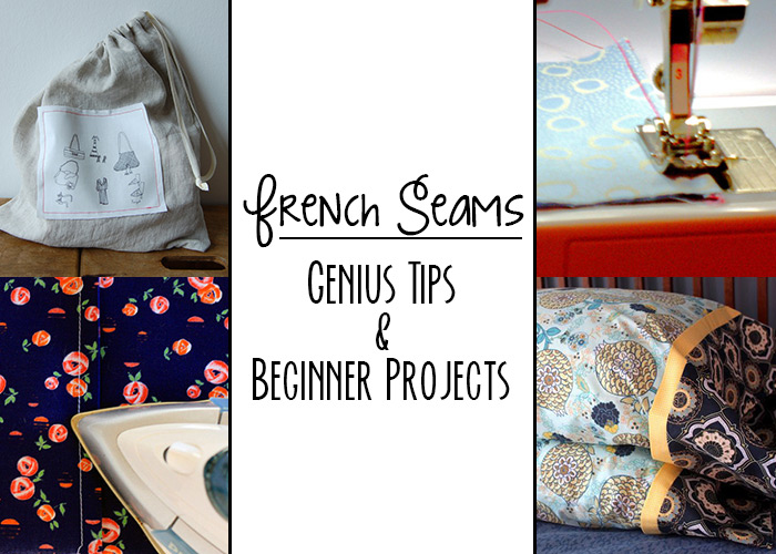 Learn how to sew a french seam!