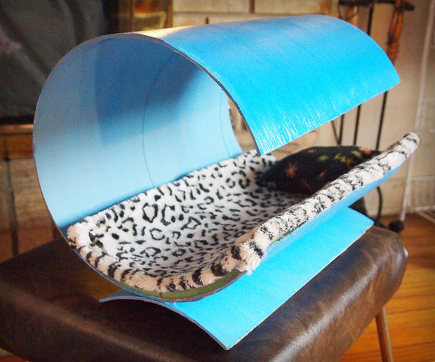 Diy Modern Cat Bed Andrea 39 S Notebook