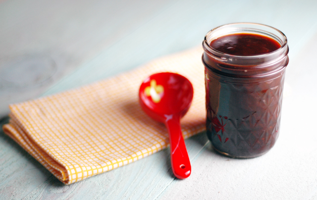 Make your own bbq sauce!