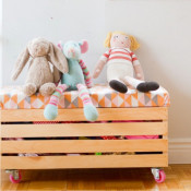 toy box bench tutorial