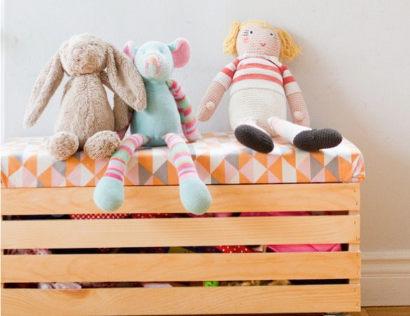 toy box bench tutorial