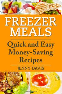 Freezer meals. 5 stars on Amazon.