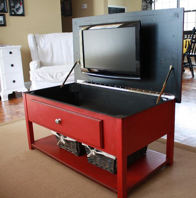 Genius ways to hide a TV