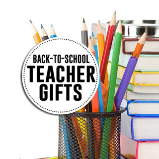 Back to school teacher gifts – Yes or No?