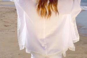 beach kimono video tutorial