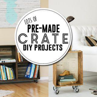 DIY crate tutorials