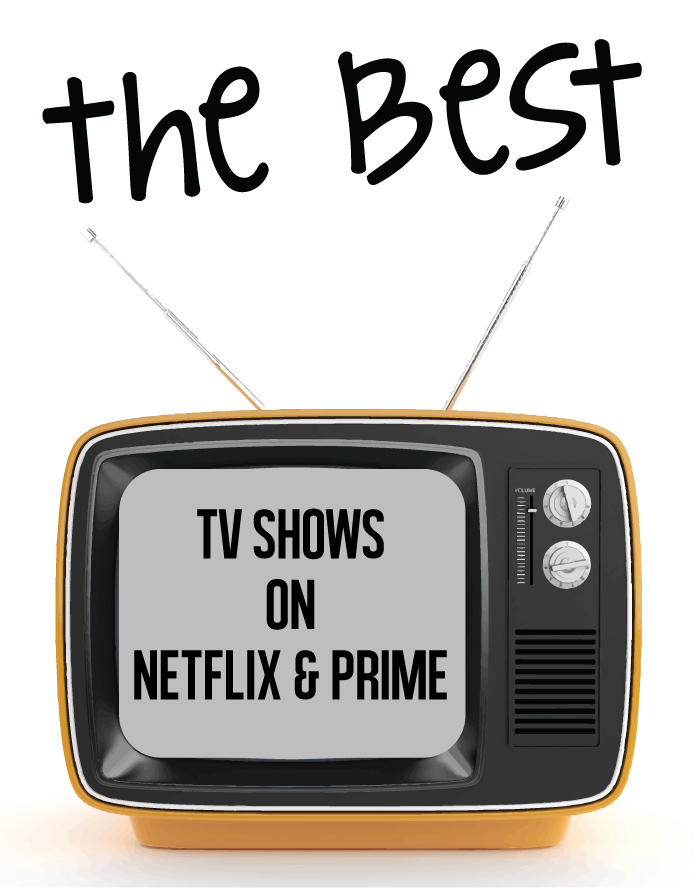 FANTASTIC list of TV shows you don't want to miss!