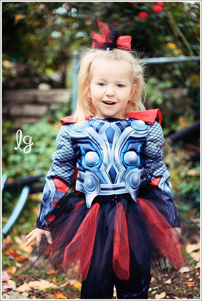 Thor tutu costume