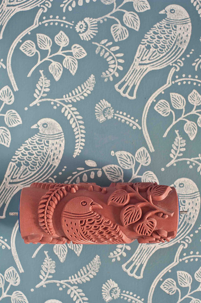 Gorgeous stamp rollers! Perfect for walls, fabric or paper!