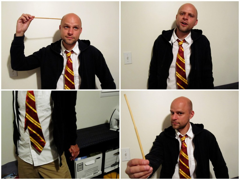 Harry potter costume tutorials andreas notebook 5 gryffindor tie solutioingenieria Choice Image