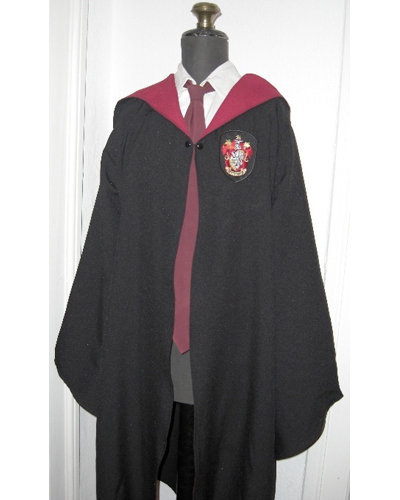 FREE Harry Potter robe pattern