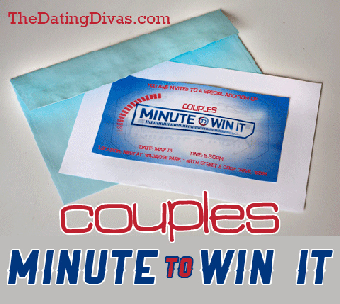 Dating Divas Christmas Minute To Win It