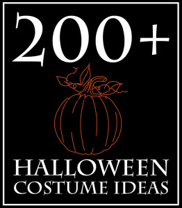 Over 200 Halloween costume ideas