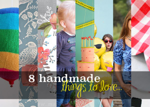 8 beautiful handmade things you'll want to make.