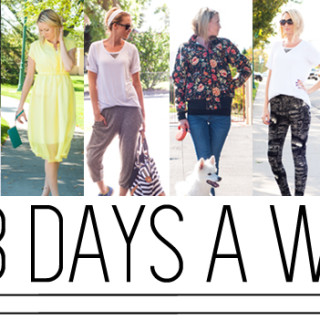 8 Days a Week: Sewing Patterns for Women
