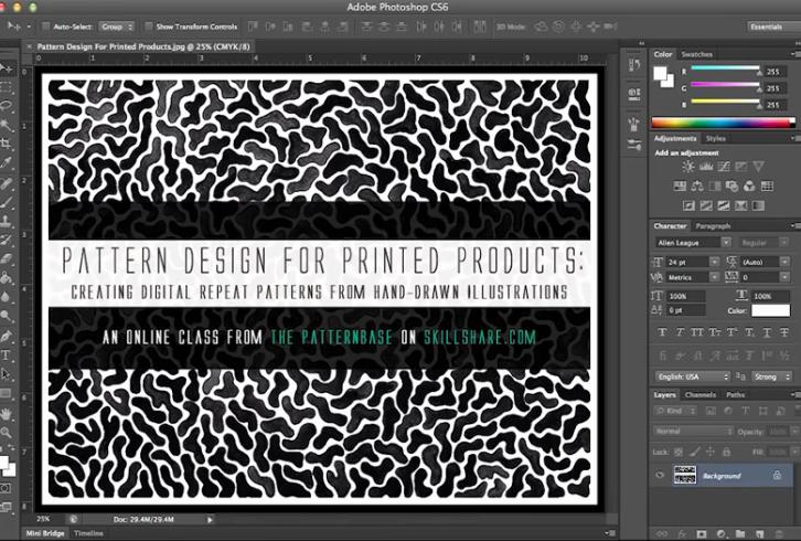 Fabric design course