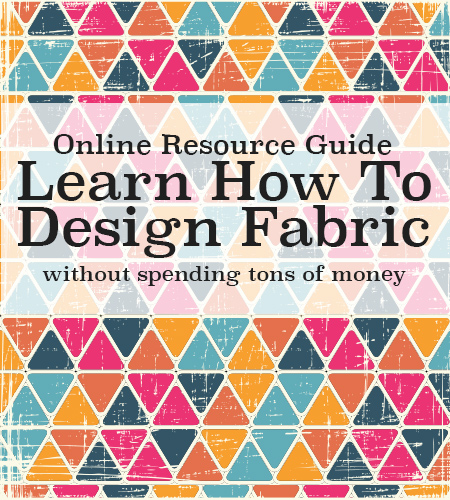 Learn how to design fabric for free andrea 39 s notebook for Where can you get fabric