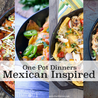 10 Mexican One Pot Meals