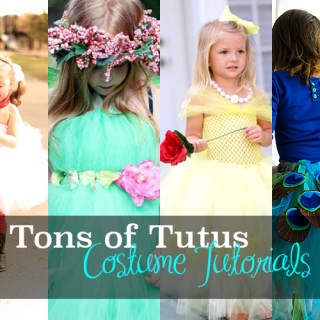 tons of tutu costume tutorials