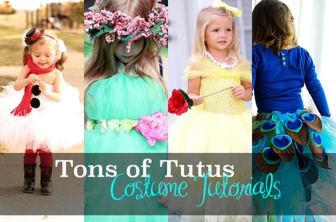 tons of tutu costume tutorials