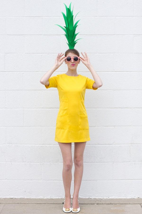 Pineapple hat tutorial